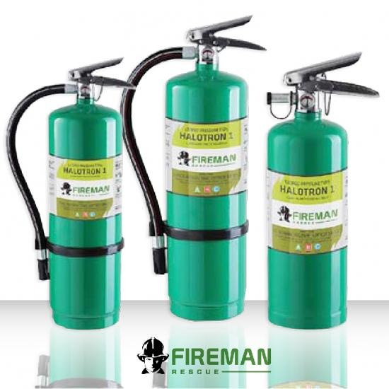 Fire Extinguisher Factory - Green Cross Safety -